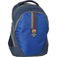 SunCe Veľký študentský batoh Barcelona modrý