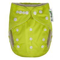 T-tomi Bambusová nohavičková plienka AlO, zelená