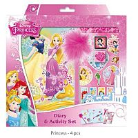 Teddies Diár & activity Princess