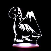 Think Gadgets Nočné svetielko Dinosaurus