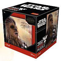 Trefl Nano puzzles Star Wars VII - Chewie