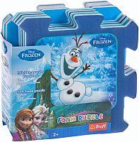 Trefl Penové puzzle Frozen 8 ks