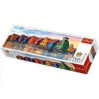 Trefl Puzzle Panorama Groningen 1000 dielikov