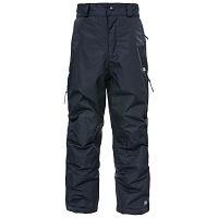 Trespass Detské lyžiarske nohavice Marvelous - čierne, 110-116 cm
