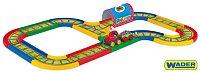 WADER Kid Cars Železnica 3,1 m