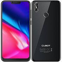 Cubot P20 64GB/4GB Dual Sim Black