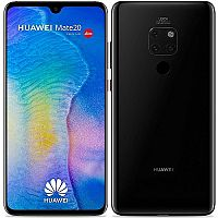 Huawei Mate 20 128GB Dual Sim Black