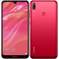 Huawei Y7 (2019) 32GB Dual Sim Red