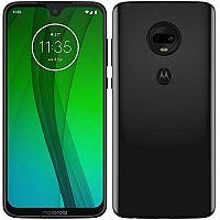 Motorola Moto G7 64GB Dual Sim Black