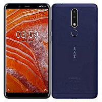 Nokia 3.1 Plus 32GB/3GB Dual Sim Blue
