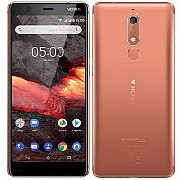 Nokia 5.1 16GB Dual Sim Copper