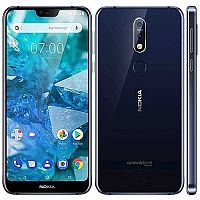 Nokia 7.1 LTE 32GB Blue