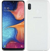 Samsung Galaxy A20e 32GB/3GB Dual Sim White