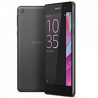 Sony Xperia E5 Black