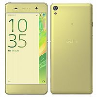 Sony Xperia XA 16GB Lime Gold