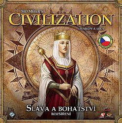 ADC Blackfire Civilization: Sláva a bohatstvo - rozšírenie