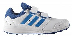 adidas Chlapčenské halové tenisky Ik Sport cf k - modré b342e4db54e