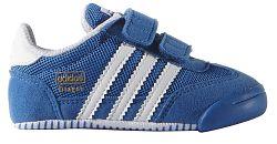 adidas Chlapčenské športové topánky Dragon L2W Crib - modré, EUR 20