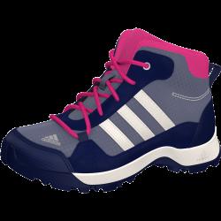 Adidas Dievčenská outdoorová obuv HyperHiker - fialové, EUR 32