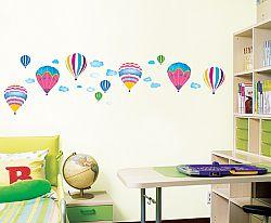 Ambiance Dekoračné samolepky - balóny