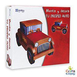 ANDREU Toys Postav si auto