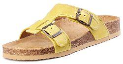 Barea Detské ortopedické papuče - žlté, EUR 35