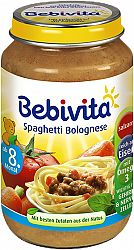 Bebivita Bolonské špagety 6x220g