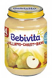 Bebivita Williams-Christ-hrušky 6x190g
