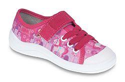 Befado Dievčenské tenisky s princeznou Tim - ružové, EUR 29