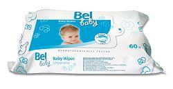 BEL Baby Vlhčené utierky 60 ks