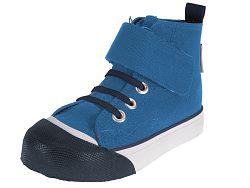 Beppi Chlapčenské členkové tenisky - modré, EUR 25