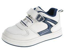 Beppi Chlapčenské voňavé tenisky - modro-biele, EUR 23
