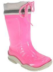 Beppi Dievčenské zateplené čižmy - ružové, EUR 23