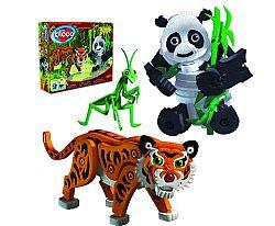 Bloco Tiger a panda