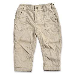 Blue Seven Chlapčenské nohavice - béžové, 86 cm