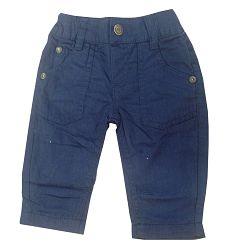 Blue Seven Chlapčenské nohavice - modré, 80 cm