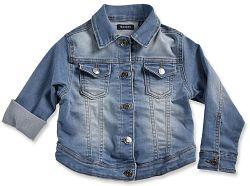 Blue Seven Dievčenské džínsová bunda - modrá, 116 cm