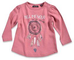 Blue Seven Dievčenské tričko Dream - ružové, 62 cm
