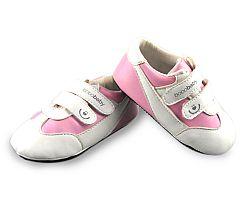 Bobobaby Svetlo ružové tenisky, EUR 18