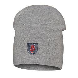 Broel Chlapčenská čiapka - šedá, 43 cm