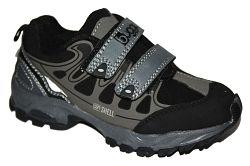 Bugga Chlapčenská softshellová obuv - šedá, EUR 28