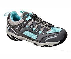 Bugga Detské športové topánky - šedo-modré, EUR 29