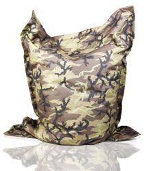 BulliBag Sedací vak, 145x100 cm - maskáčový