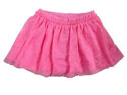 76d0ec33d246 Carodel Dievčenská nariasená sukňa - ružová