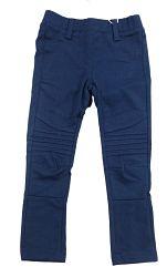 Carodel Dievčenské nohavice - modré, 116 cm