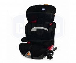 Chicco Autosedačka OASYS 2-3 FIX PLUS od 15 do 36 kg čierna
