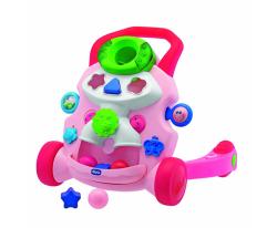 Chicco Chodítko Activity pink