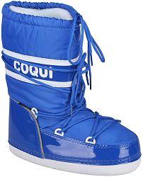 Coqui Detské snehule Temu - modré, EUR 33/34