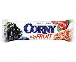 Corny Big Fruit lesné ovocie 6 x 40 g