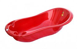 Cosing Detská vanička Balbínky, 102 cm - červená